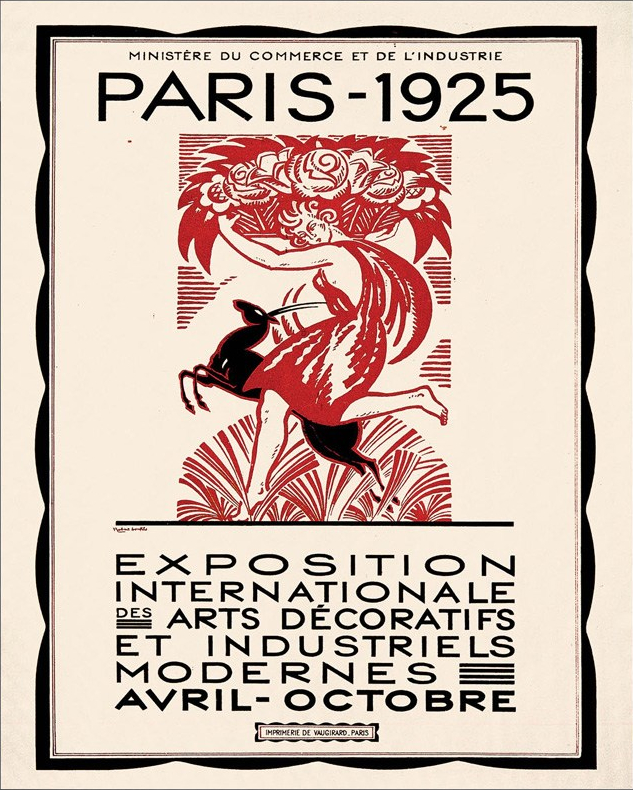 ART DECO {Style Moderne} A French révolution that spread across the world