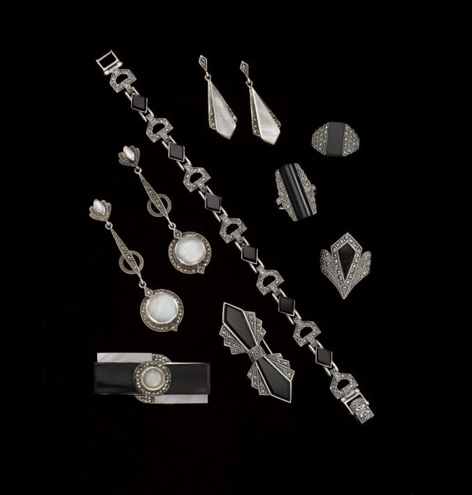 Marcasite at The Northcote Jeweller