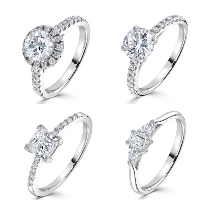 Our Guide to Buying an Engagement Ring