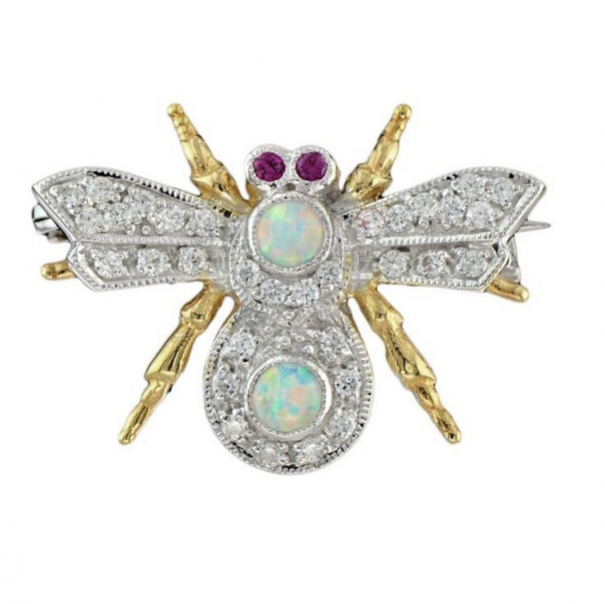 The History of Insect Jewellery